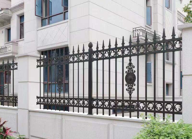 铝艺围栏6