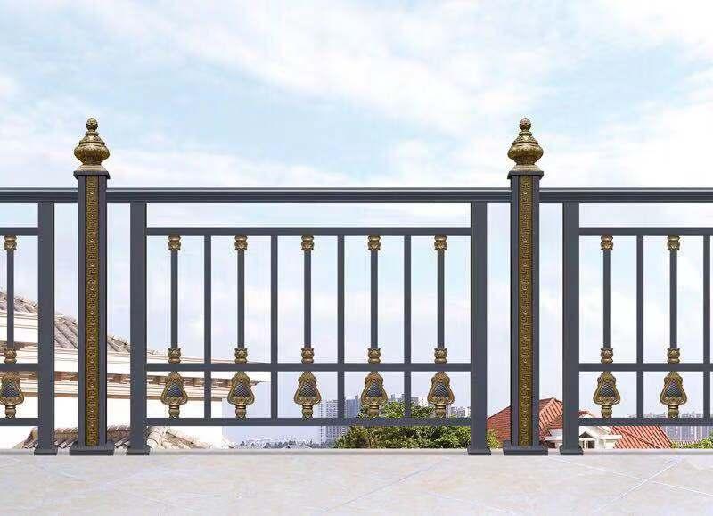 铝艺围栏3